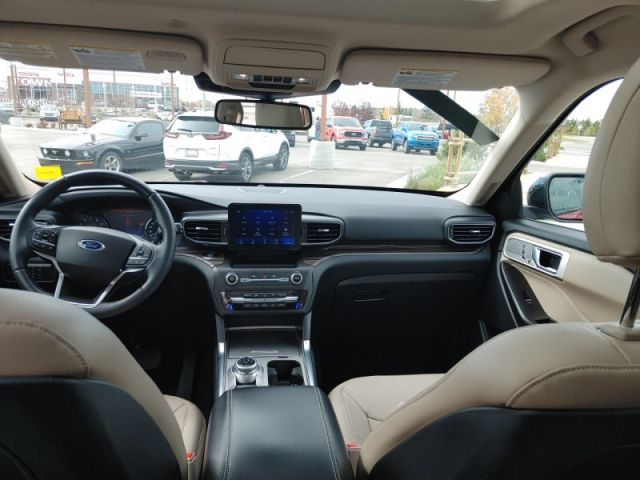 2020 Ford Explorer Limited  - Leather Seats -  Navigation - $320 B/W