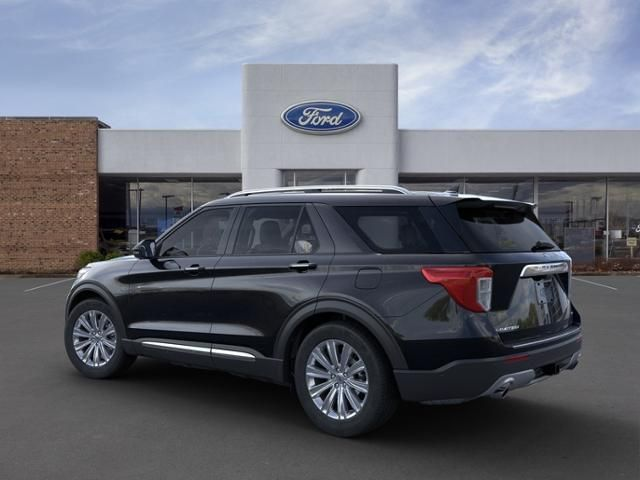 2020 Ford Explorer Limited 4WD