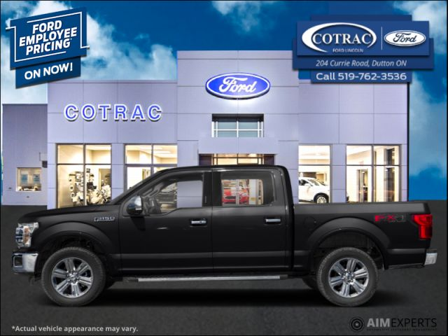 2020 Ford F-150 Lariat  - Navigation - Leather Seats - $426 B/W