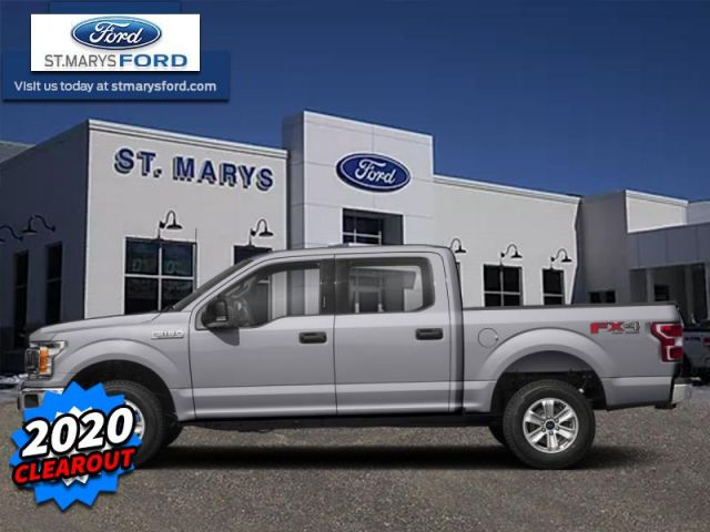 2020 Ford F-150 XLT  - Navigation - Sunroof - $370 B/W
