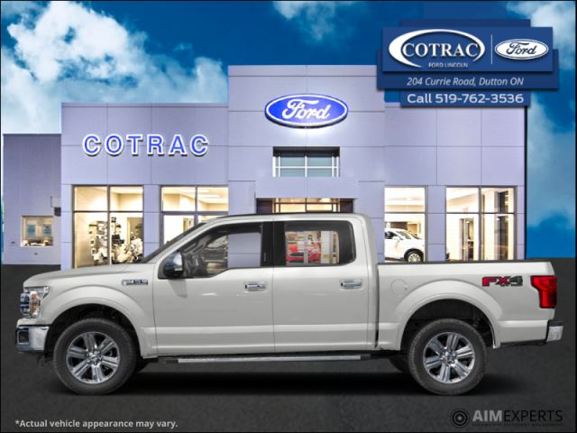 2020 Ford F-150 Lariat  - Navigation - Leather Seats - $364 B/W