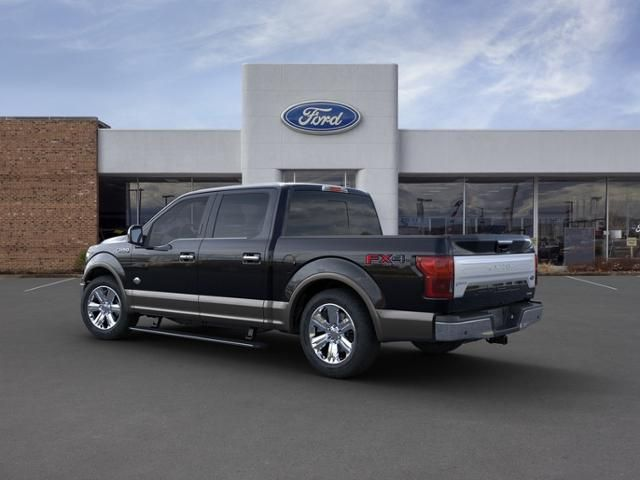2020 Ford F-150 King Ranch 4WD SuperCrew 5.5 Box