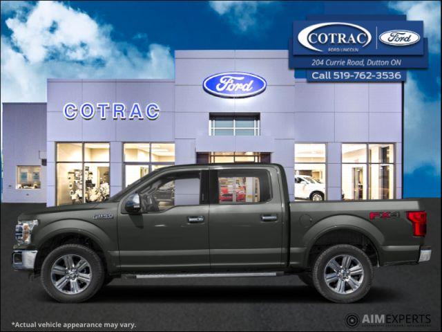 2020 Ford F-150 Lariat  - Navigation - Leather Seats - $383 B/W