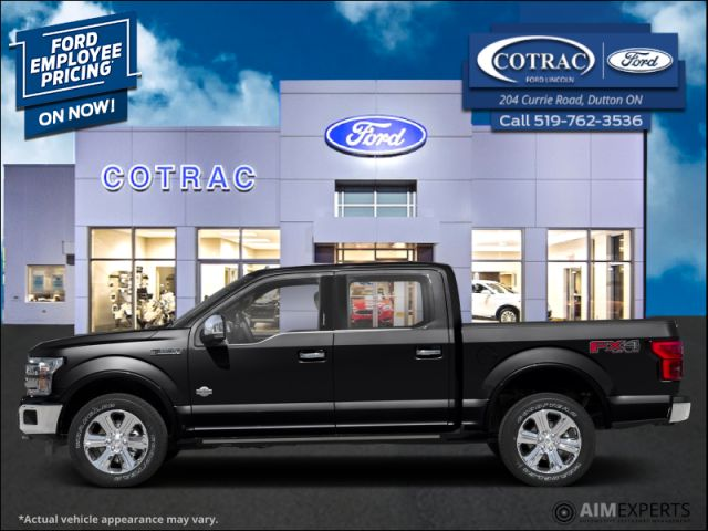 2020 Ford F-150 King Ranch  - Leather Seats - Sunroof - $474 B/W