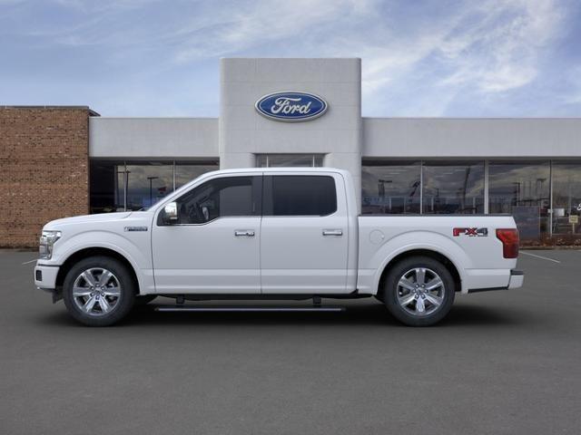 2020 Ford F-150 Platinum 4WD SuperCrew 5.5 Box
