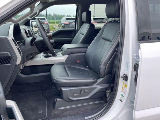 2020 Ford F-150 Lariat   Lariat 501A Package- Leather Interior- Navigation- Heat