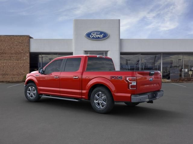 2020 Ford F-150 XLT 4WD SuperCrew 5.5 Box