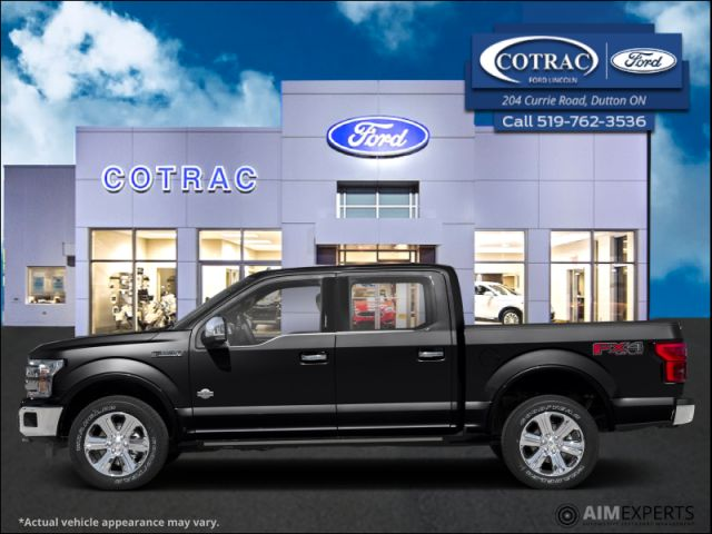 2020 Ford F-150 King Ranch  - Leather Seats - Sunroof - $424 B/W
