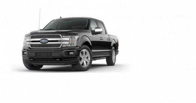 2020 Ford F-150 Platinum
