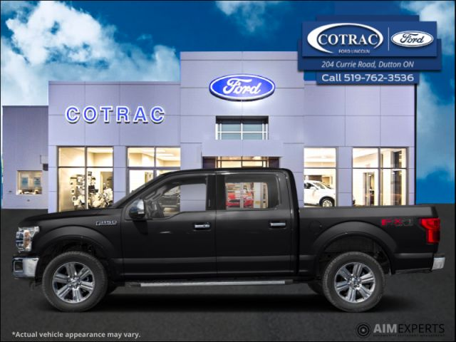 2020 Ford F-150 Lariat  - Navigation - Leather Seats - $387 B/W