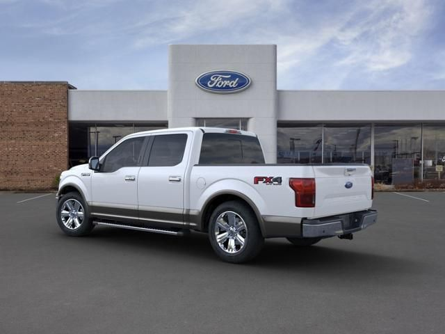 2020 Ford F-150 LARIAT 4WD SuperCrew 5.5 Box