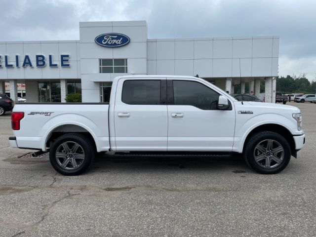 2020 Ford F-150 Lariat  Lariat Sport Package- 502A Package- Twin Panel Moonroof-