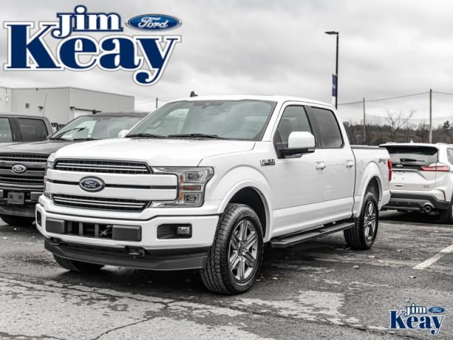 2020 Ford F-150 Lariat  Demo - Leather Seats -  Cooled Seats