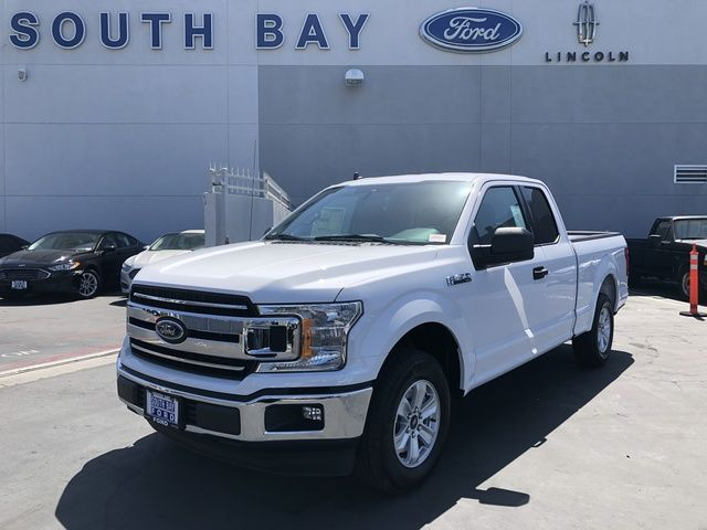 2020 Ford F-150 XLT 2WD SuperCab 6.5 Box