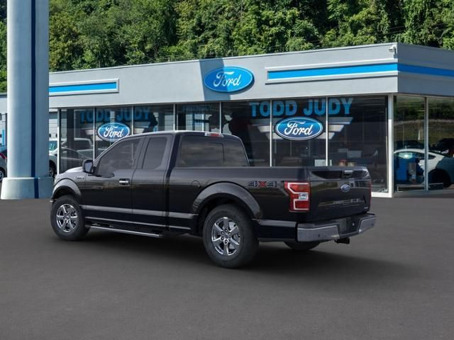 2020 Ford F-150 XLT 4WD SuperCab 6.5 Box