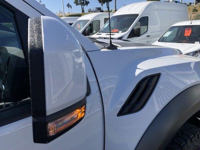 2020 Ford F-150 Raptor 4WD SuperCrew 5.5 Box