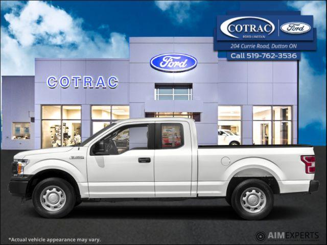2020 Ford F-150 XLT  - $264 B/W