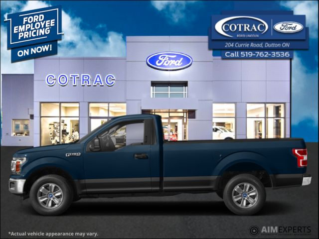 2020 Ford F-150 XLT  - Payload Package - $230 B/W