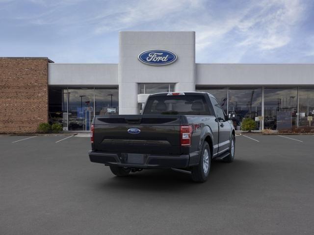 2020 Ford F-150 XL 4WD Reg Cab 6.5 Box