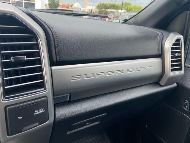 2020 Ford F-350 Super Duty Platinum  - Panoramic Roof - $625 B/W