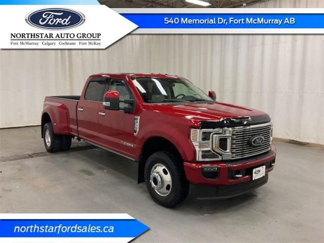 2020 Ford F-350 Super Duty Limited   ALBERTA'S #1 PREMIUM PRE-OWNED SELECTION