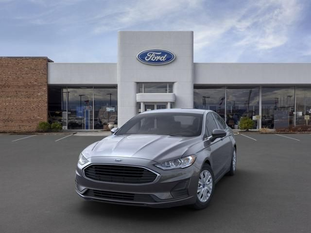 2020 Ford Fusion S FWD