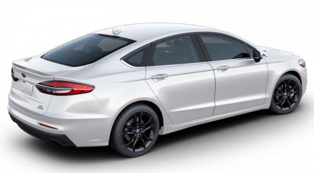 2020 Ford Fusion SE