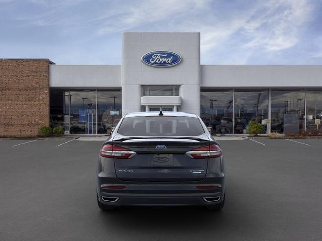 2020 Ford Fusion Titanium FWD