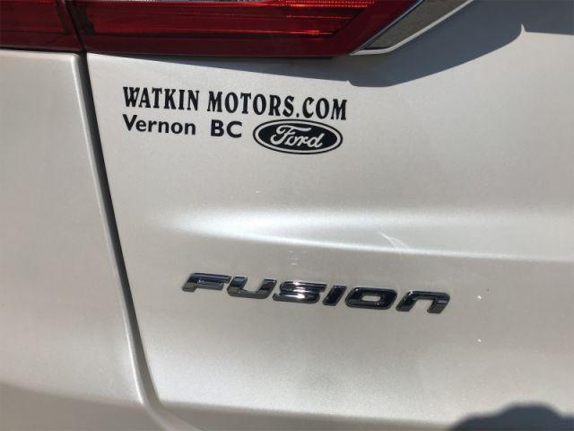 2020 Ford Fusion Hybrid SEL FWD