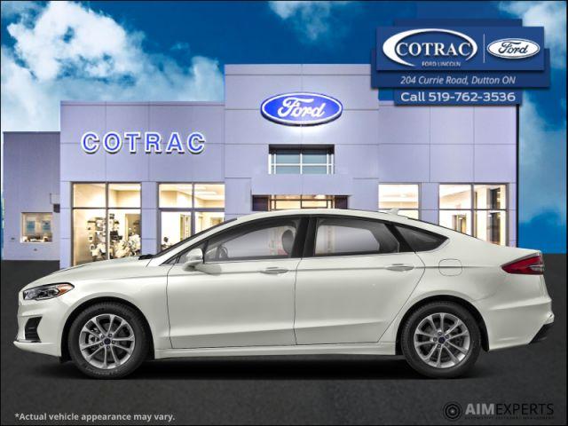 2020 Ford Fusion Hybrid SEL FWD  - Sunroof - $207 B/W