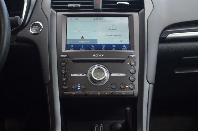 2020 Ford Fusion Hybrid Titanium  - Leather Seats