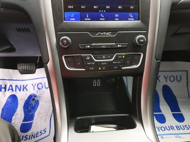 2020 Ford Fusion SE AWD