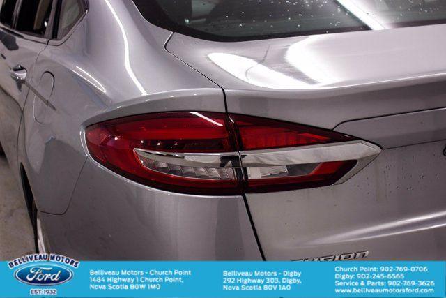 2020 Ford Fusion Energi SEL