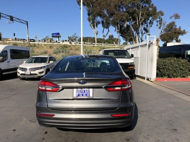 2020 Ford Fusion Hybrid SE FWD