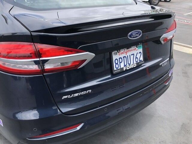 2020 Ford Fusion Plug-In Hybrid Titanium FWD