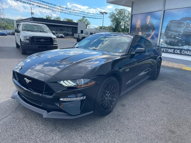 2020 Ford Mustang GT Fastback