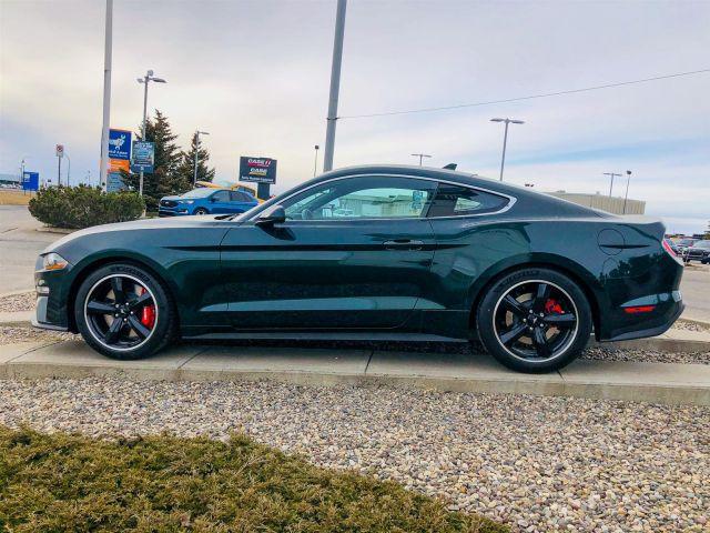 2020 Ford Mustang BULLITT™ Dark Highland Green, 5.0L Ti ...