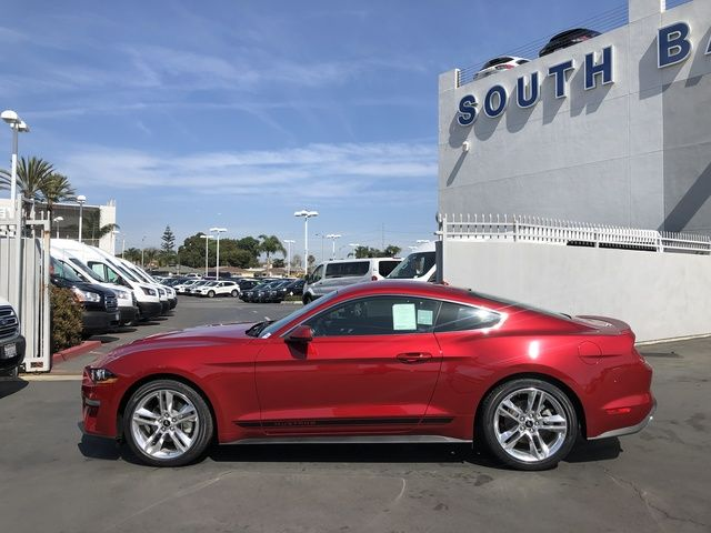 2020 Ford Mustang EcoBoost Premium Fastback