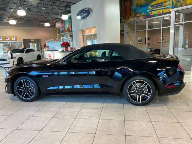2020 Ford Mustang GT Premium Convertible Black, 460HP 5.0L ...