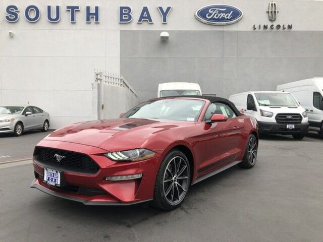 2020 Ford Mustang EcoBoost Convertible
