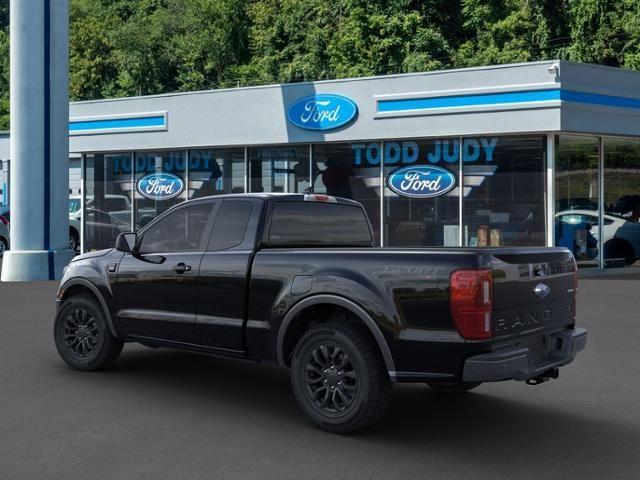 2020 Ford Ranger XLT 2WD SuperCab 6 Box