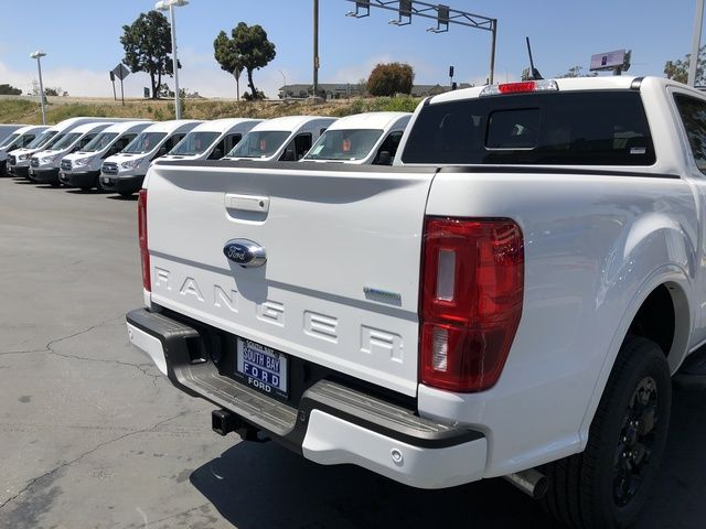 2020 Ford Ranger LARIAT 2WD SuperCrew 5 Box