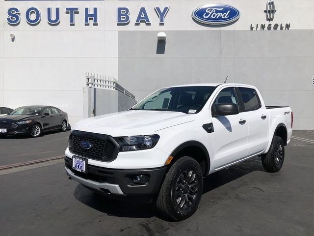 2020 Ford Ranger XLT 2WD SuperCrew 5 Box