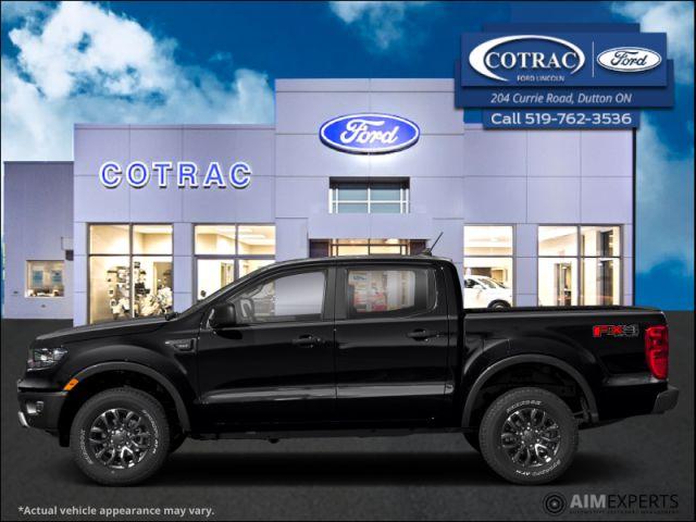 2020 Ford Ranger XLT  - $264 B/W