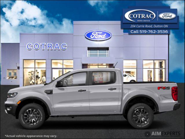 2020 Ford Ranger XLT  - $243 B/W