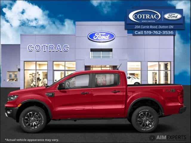 2020 Ford Ranger XLT  - $247 B/W