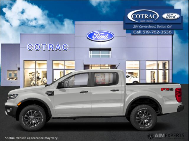 2020 Ford Ranger Lariat  - Leather Seats -  Heated Seats - $293 B/W