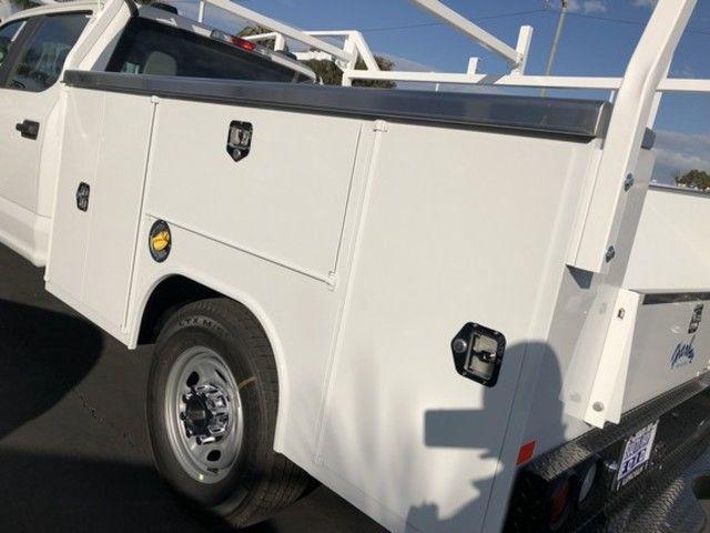 2020 Ford Super Duty F-250 SRW XL 2WD Crew Cab 8 Box
