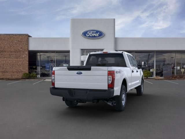 2020 Ford Super Duty F-250 SRW XL 4WD Crew Cab 6.75 Box