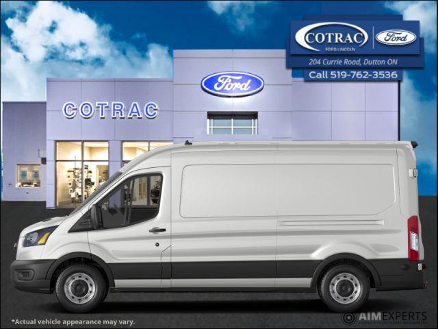 2020 Ford Transit Cargo Van T-250 148 Hi Rf   - $342 B/W